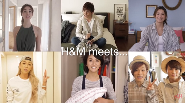 H&Mキャンペーン|ショートムービー公開!藤森・GENKINGほか 動画の紹介.png