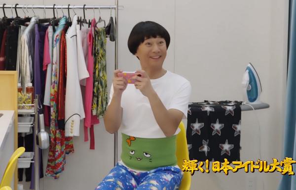 【動画】中居正広の「デレステ」CM「楽屋篇」で福澤アナが楽屋に突撃リポート!.png