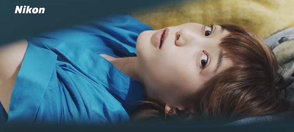 【動画】本田翼と猫がめっちゃ可愛い!ニコン「SnapBridge」スペシャルムービー公開!3.png