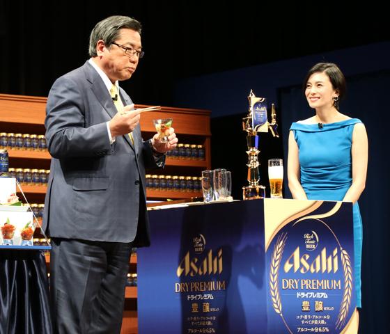 【動画】柴咲コウ|『アサヒドライプレミアム 豊醸』CM発表会で手料理を披露.png