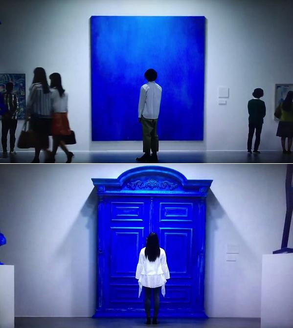 【動画】菅田将暉&早見あかり|「グラブル」新CMは蒼の世界に飛び込む2人を描く.png