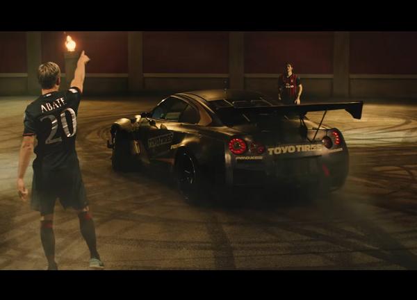 【動画】Nissan GT-R|東洋タイヤとACミランの新CMがカッコイイと世界的な話題に!.png