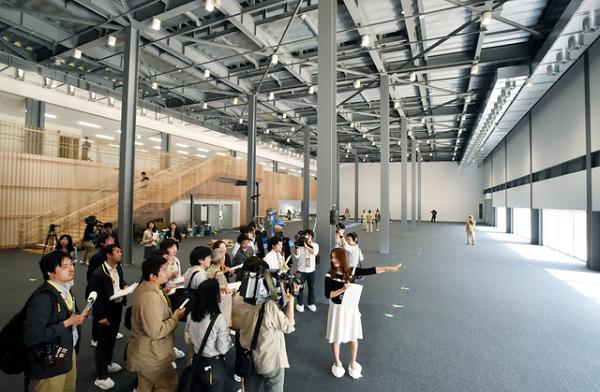 【画像】国際メディアセンター(IMC)別館アネックス1階展示室|伊勢志摩サミット2016.png
