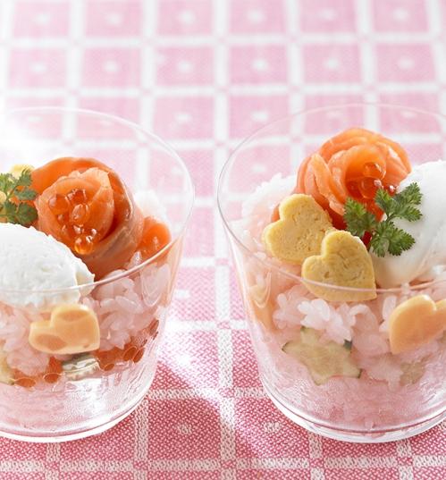 ヨーグルトを使ったレシピ「塩ヨーグルトのカップ寿司」.png