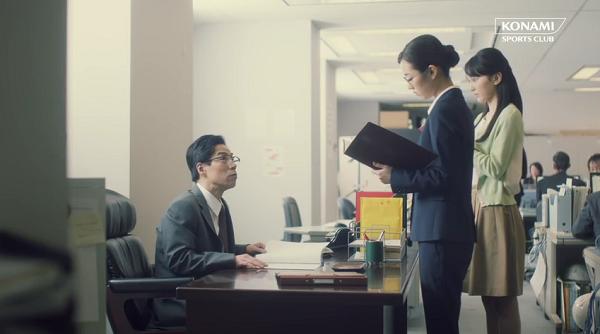 体操代表・内村&加藤がCMで共演「オフィスで体操」篇.png
