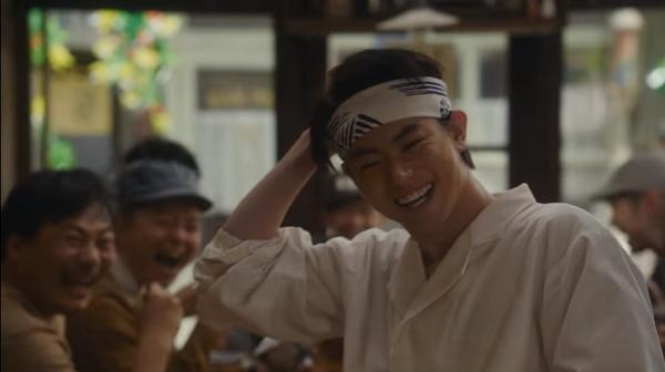 菅田将暉が吉野家CM新シリーズでピエール瀧と共演!映画のような仕上がりに .png