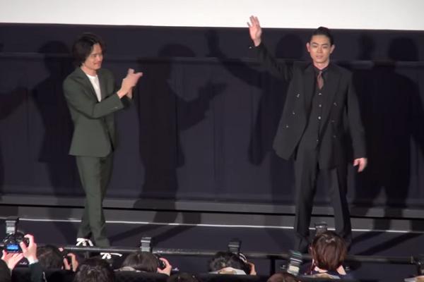 菅田将暉|映画『セトウツミ』完成披露舞台あいさつで「スタンディングオベーション」.png
