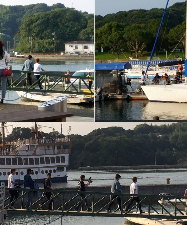 EXILE TAKAHIROが九十九島を訪れた!2016年9月23日.png